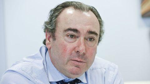 El doctor Ramón Ares, gerente del área sanitaria de Lugo, A Mariña y Monforte de Lemos