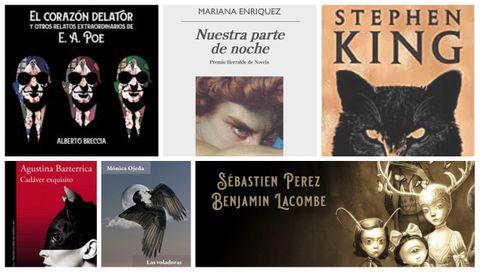 Una muestra de la selección de lecturas que han hecho para Fugas los libreros gallegos