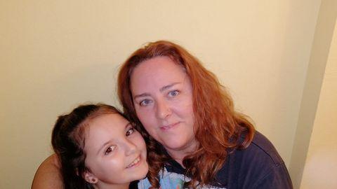 Carmen María Riera y su hija Manuela Garcia