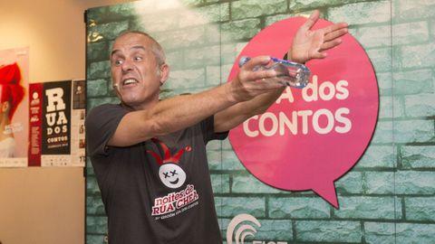Avelino González actúa en Pol