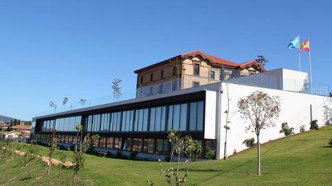 Residencia de Mayores Palacio de Leceñes, Valdesoto (Siero)