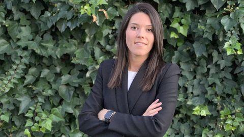 Cristina Loureiro Vilela, sarriana que es responsable legal de Exide Technologies