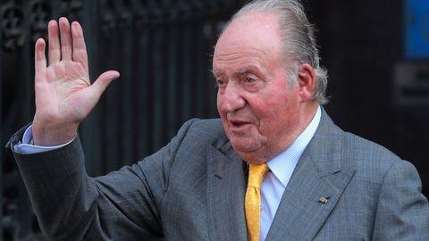 Juan Carlos I, en una imagen de marzo del 2018