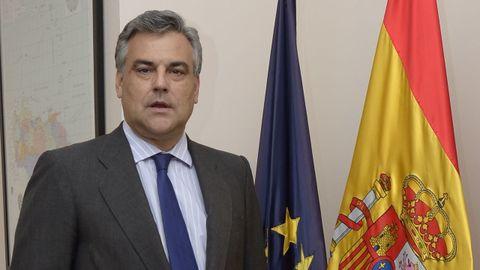 Jesús Silva, exembajador de España en Venezuela