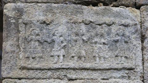 Santa Eulalia de Bóveda data del siglo III después de Cristo
