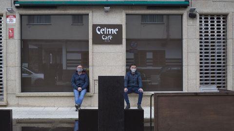 Bar Celme, en Vimianzo