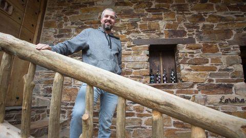 Pedro está al frente de Casa Quiñones