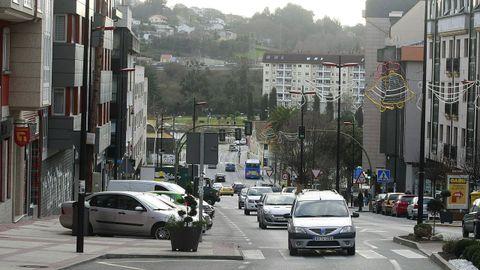 Costa da Tapia, en Cambre, es una de las zonas que cuenta con bastantes locales de hostelería