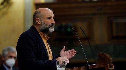 Rego calificó los Presupuestos de «negativos» para Galicia