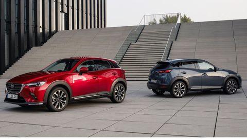 La nueva gama de Mazda ofrece varias novedades en seguridad, confort y equipamiento