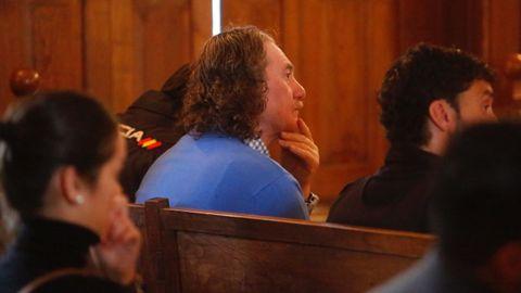 Sito Miñanco durante un juicio celebrado en el 2018