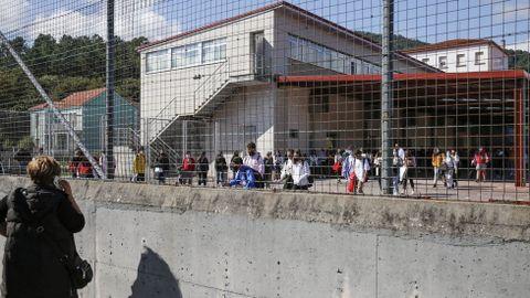En los centros educativos de Ribadavia hay 10 casos activos