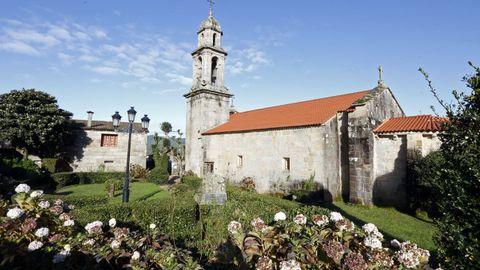 Igrexa de Paradela