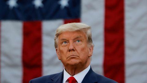 Trump en la Casa Blanca, en una imagen de archivo
