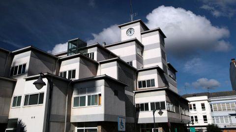 Casa consistorial de Carballo