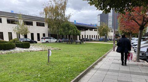 El Hospital Comarcal de Valdeorras está en O Barco