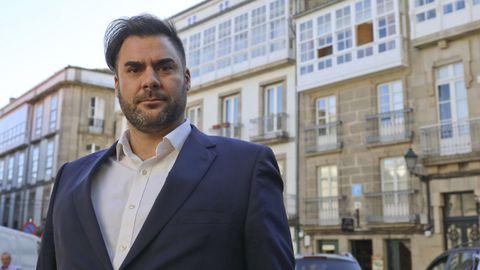 Carlos Debasa, reelegido como presidente de la Asociación Galega de Inmobiliarias