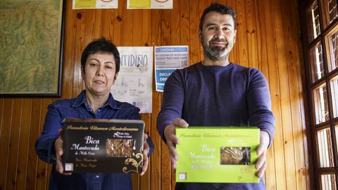 Pilar Iglesias y Carlos de la Iglesia han comenzado a vender a través de Correos Market