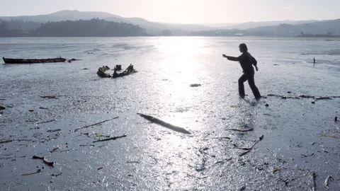 Fotograma de la película «9 Fugas», del director gallego Fon Cortizo