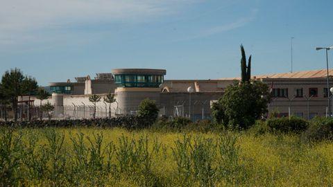 Imagen exterior de la cárcel de Brieva, en Ávila, donde estaba recluida Rosario Porto