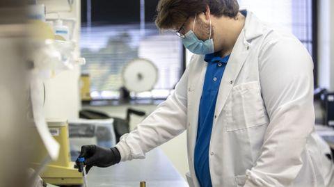 Instalaciones del Louisiana State University Health Sciences Center, destino de los becarios de verano de la Fundación Barrié