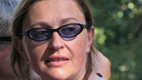 Rocío Viéitez, madre de las niñas asesinadas en Moraña en el año 2015