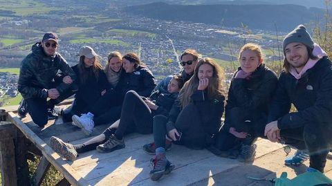 Estudiantes españoles en Eslovenia, que gastarán parte de su beca Erasmus en volver por Navidad
