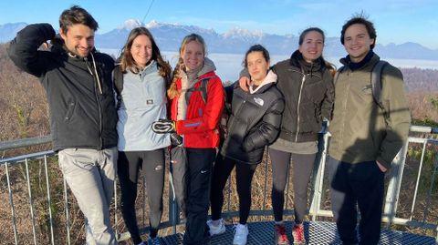 Estudiantes españoles en Eslovenia que se gastaran parte de la beca Erasmus en una PCR para volver por Navidad