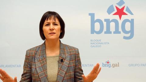 Ana Pontón: «Estes orzamentos boicotean a Galiza, son peores que os de Rajoy»