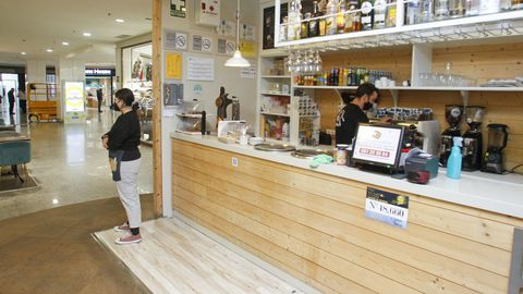 Café Caprice, en Odeón
