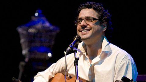 Xabier Mera, músico y vicepresidente de del colectivo Músicas ao Vivo