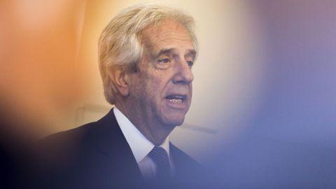 Tabaré Vázquez, expresidente de Uruguay