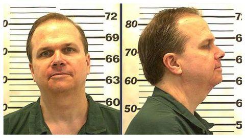 Foto de recluso de Chapman realizada por The New York State Department of Correctional Services