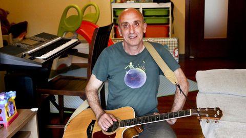 Magín Blanco ofrece un concerto este venres