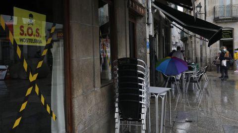 La hostelería podrá abrir en Xinzo y Ribadavia hasta las once de la noche