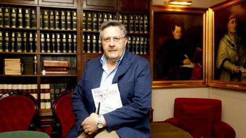 El economista y politólogo Blanco Desar ha estudiado en profundidad los problemas demográficos