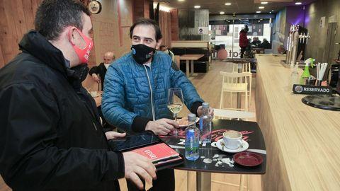 Se cumple una semana de la hostelería abierta en Lugo capital