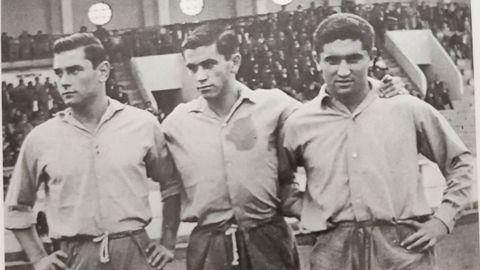 Tucho Sampedro, Suco y José María Bello