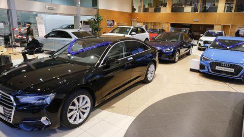 Apersa tiene grandes ofertas de Audi en el salón virtual del automóvil