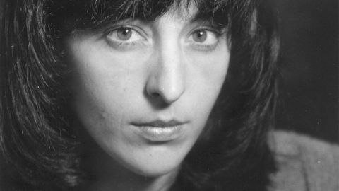 A poeta e tradutora Xela Arias