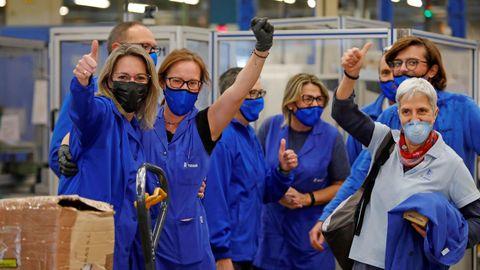 Los trabajadores de la industria de automoción Teixidó, con sede social en Reus pero con fábrica en Riudecols (Tarragona), han ganado unos 200 millones de euros