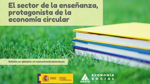 El sector de la enseñanza, protagonista de la economía circular