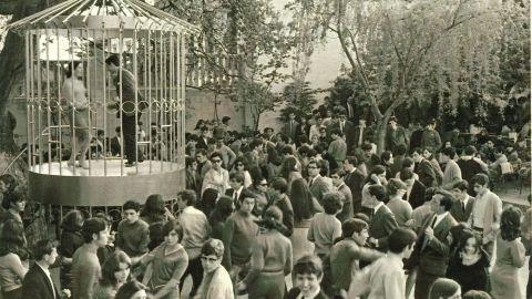 AGOSTU: Baile a lo suelto n'El Jardín, 1968