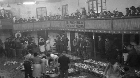 AVIENTU. Rulando'l pescáu, 1963