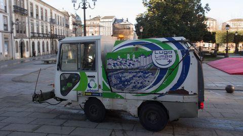 El actual contrato de la basura es de 1996 y se fue prorrogando