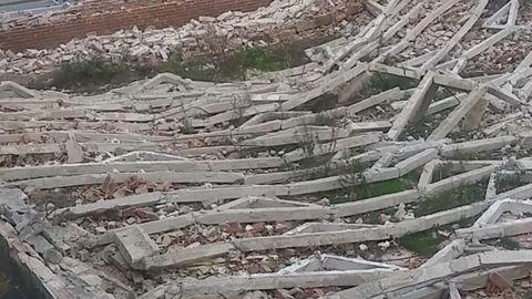 Cae el cine Patagonia por los fuertes vientos