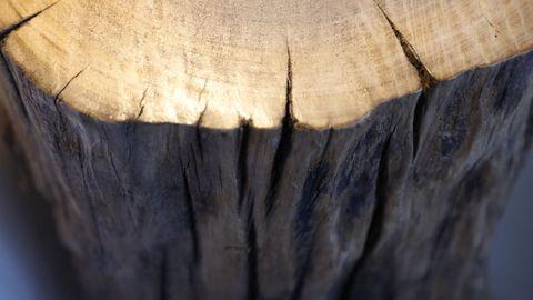 Las mesillas también son piezas de madera