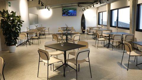 La cafetería atenderá tanto al cliente externo como el servicio de habitaciones