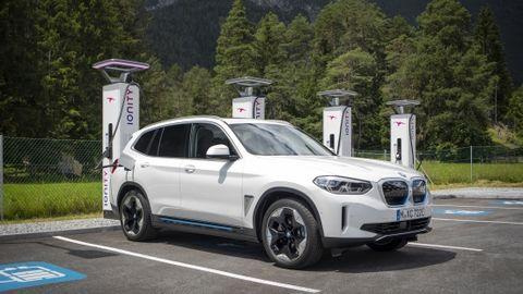 El nuevo BMW iX3 es 100% eléctrico
