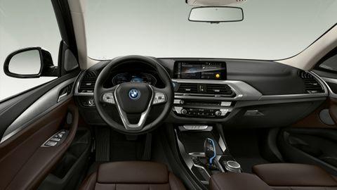 El nuevo iX3 estrena sonido para los modelos eléctricos de BMW